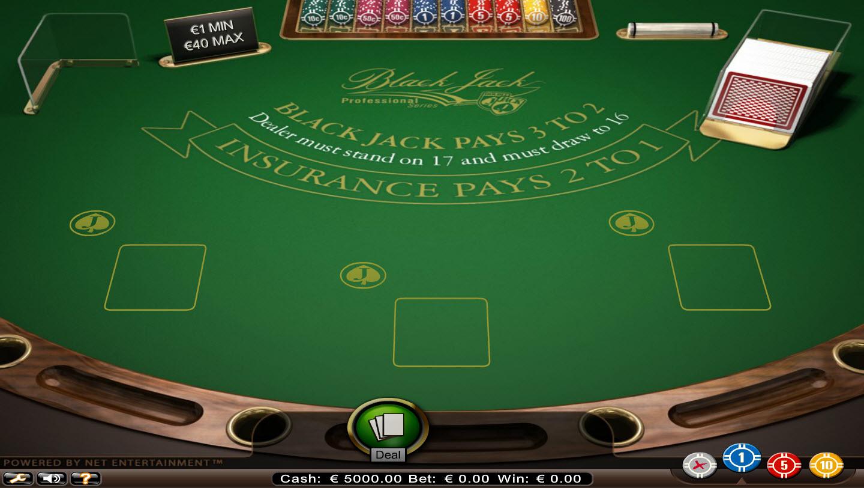Blackjack en ligne : apprendre à jouer avec sa propre méthode