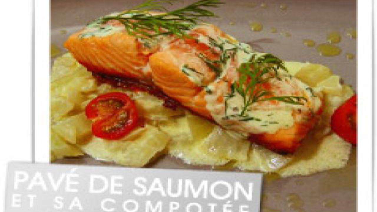 Comment cuir un pave de saumon - Comment cuire la polenta ...